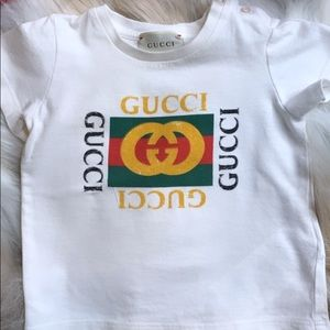 Gucci shirt worn once